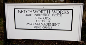 Betchworth Works